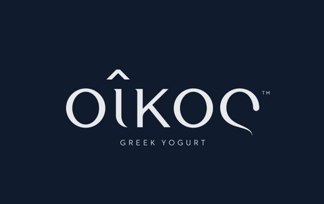 Oikos酸奶品牌包装设计创意八步骤