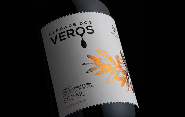 Azeite Herdade dos Veros优秀的包装设计如何构思?
