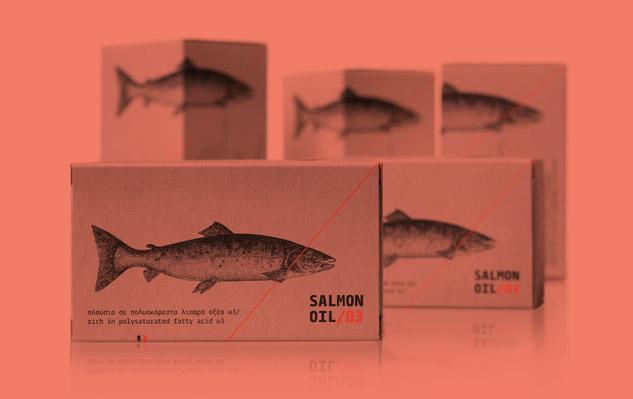 鱼调料品类包装设计