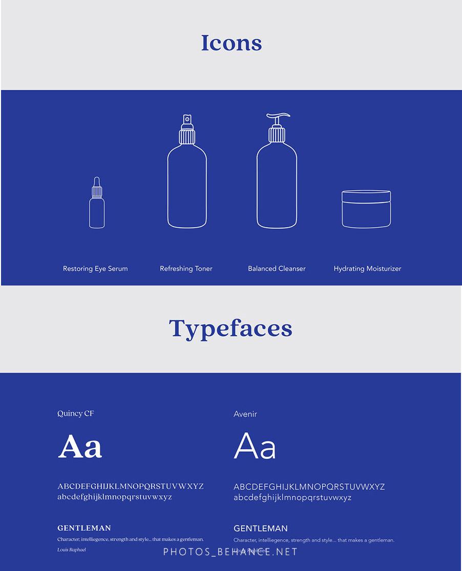"""青岛VI设计分享""""基础造字法""""标志设计-VI"""
