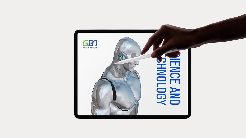 GBT格林新能源青岛VI设计线上品牌系统