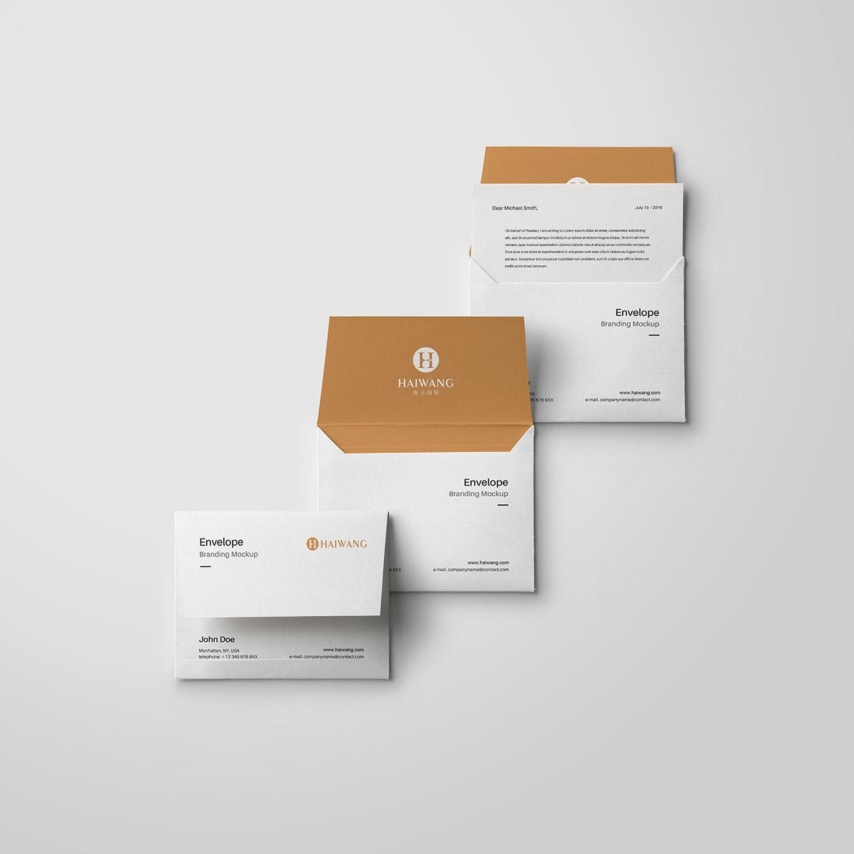泰荣国际VI设计办公应用